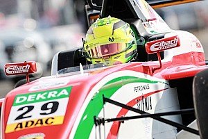 F4 BRÉKING Újabb rajtelsőség Mick Schumacher neve mellett