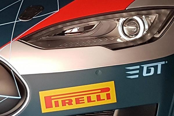 A Pirelli szállítja az abroncsokat az Elektromos GT Bajnokság számára