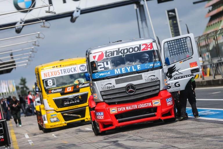Szenzációs hangulattal tér vissza a kamionversenyzés elitje a Hungaroringre