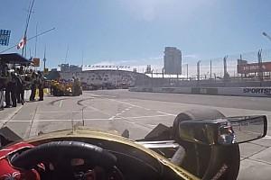 IndyCar BRÉKING IndyCar: Szenzációs onboard nézet! Ezt látnod kell!