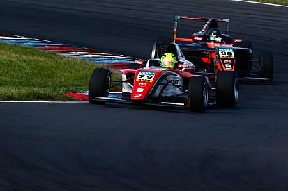 Második hellyel nyitott Mick Schumacher Mugellóban