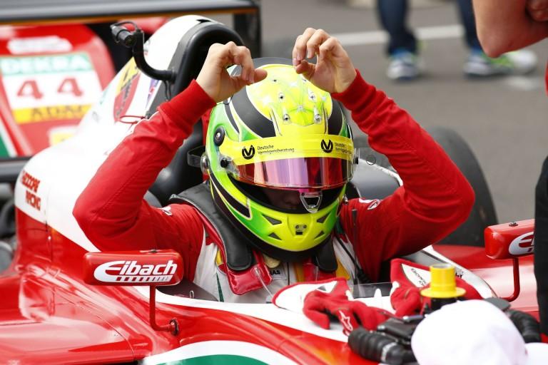 Mick Schumachernél elgurult a gyógyszer: majdnem 20 autót előzött meg a mezőny végéről rajtolván Mugellóban