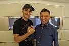 El español Navarro dará el salto a Moto2 con el equipo Gresini