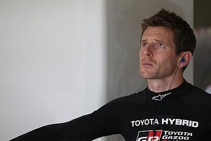 """Davidson - Les jeunes pilotes n'ont pas les """"bons outils"""" pour le LMP1"""