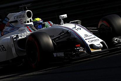 "Williams a ""vraiment eu de la chance"" d'avoir Massa"