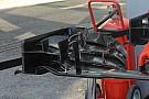 Tech update: Nieuwe low downforce voorvleugel voor Haas