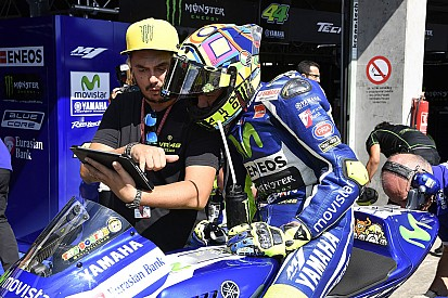 """Silverstone, """"l'une des pistes les plus difficiles"""" pour Rossi"""