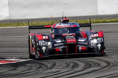 EL1 - Les deux Audi sonnent la charge