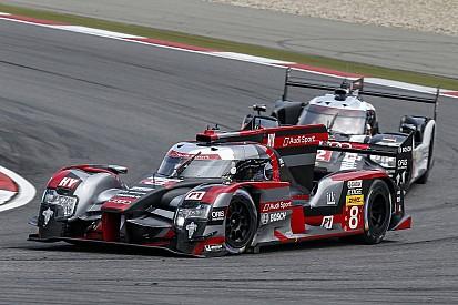 Doblete para Audi en el primer entrenamiento en México