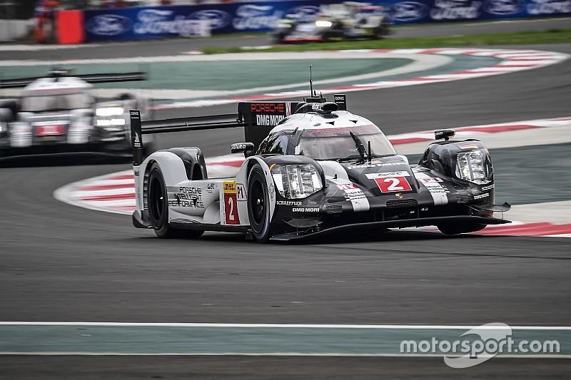 WEC Mexiko: Porsche beendet ersten Trainingstag an der Spitze