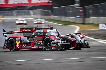 Le match Audi-Porsche a déjà commencé au Mexique