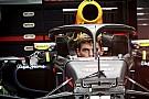 Halo: a Monza lo provano Verstappen, Button e Perez