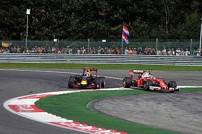 Whiting reconnaît que Verstappen aurait pu être averti à Spa