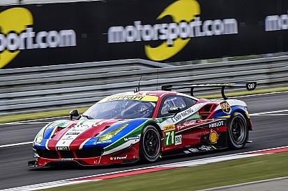 Sam Bird: Ferrari kembali ke jalan kemenangan di Nurburgring
