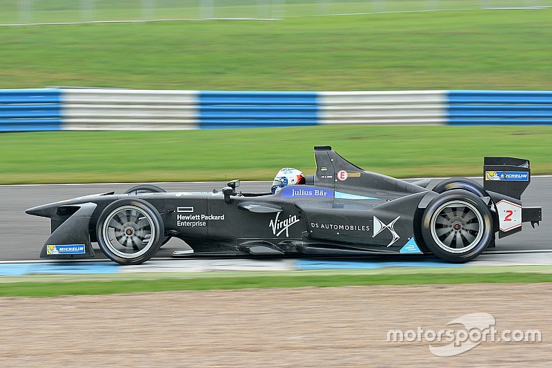 DS Virgin nutzt in der dritten Formel-E-Saison einen einzelnen Motor