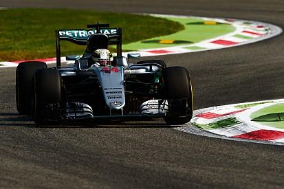 意大利大奖赛FP2:梅赛德斯保持领先,法拉利缩小差距
