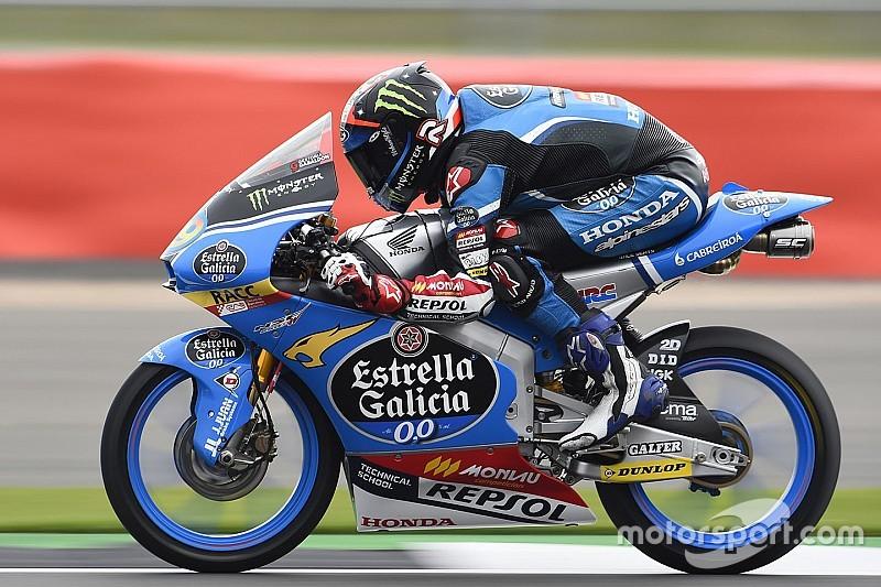 Tweede training Britse GP: Navarro en Binder slaan flink gat