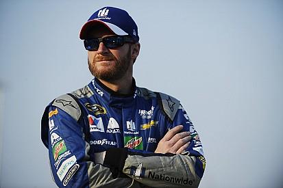 Dale Earnhardt Jr ratera tout le reste de la saison