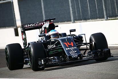 アロンソ、今後のレースに大きな期待。でも今週末の手応えは厳しく