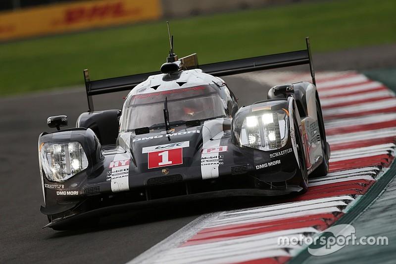 EL3 - Quatre LMP1 en moins d'une demi-seconde!