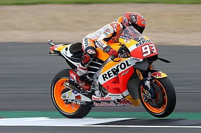 """Marquez: """"Ho buone sensazioni con la gomma dura posteriore"""""""