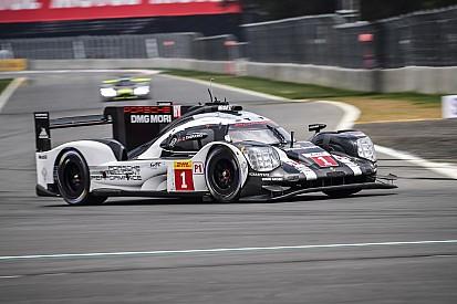 WEC Mexico: Hartley met Porsche snelst in laatste training