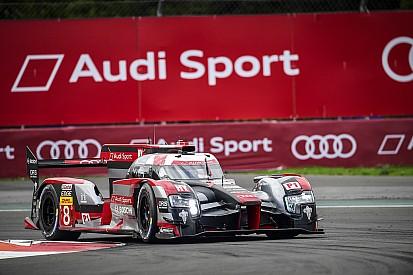 Qualifs - Duval et Di Grassi offrent la pole position à Audi!