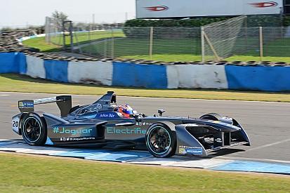 Evans naast Carroll bij Jaguar in Formule E