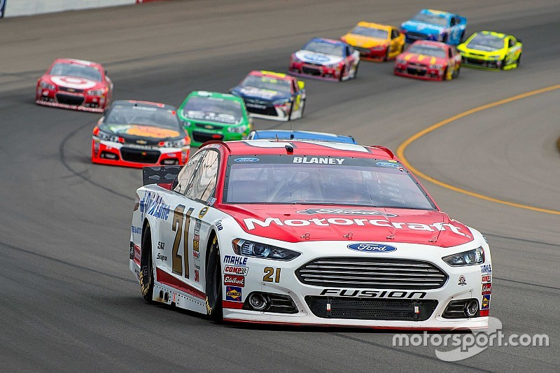Ryan Blaney's admiration for Tony Stewart goes back to his childhood