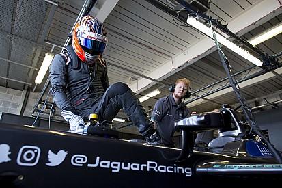 È Mitch Evans il compagno di Adam Carroll alla Jaguar