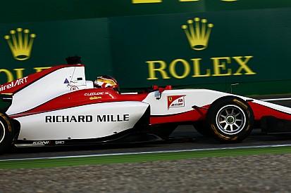 GP3 Monza: Leclerc op pole, De Vries P9