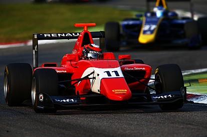 Les enjeux du week-end GP3 - L'aspiration, la clé à Monza?