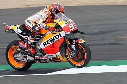 EL3 - Márquez passe devant, Rossi en Q2 de justesse