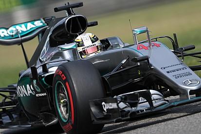 Hamilton, el más fuerte antes de la clasificación