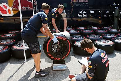 Pirelli atende times e reduz pressão mínima de pneus