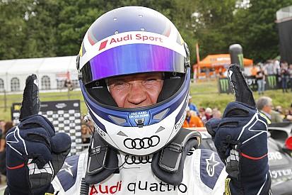 Lohéac - Ekström remporte la première manche devant Loeb