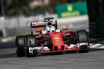 """Vettel - Mercedes est """"sur une autre planète"""""""