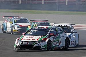 WTCC Résumé de qualifications Honda limite les dégâts malgré son lest maximal à Motegi