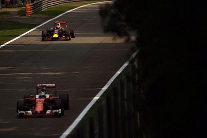"Red Bull à une demi-seconde des Ferrari : ""Ce n'est pas si mal"""