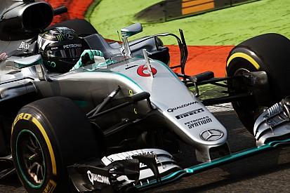 """Rosberg na nederlaag: """"Lewis reed beter"""""""