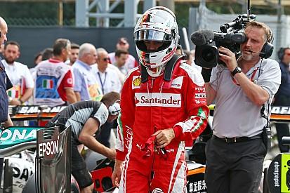 """Vettel: """"Mercedes di un altro pianeta, testa bassa e lavorare!"""""""