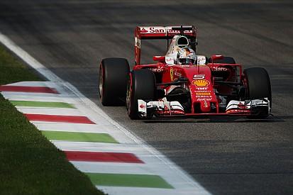 Vettel niega haber ganado tiempo en La Parabólica