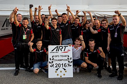 ART Grand Prix remporte déjà le titre GP3 2016!