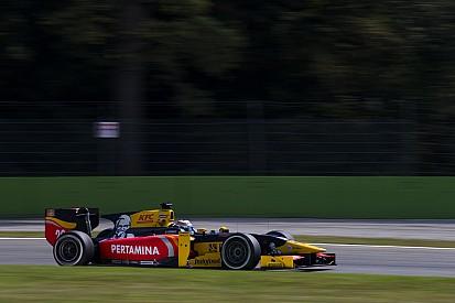Remontada de Giovinazzi para ganar casa tras pifia del Safety Car