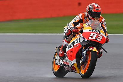 Marc Marquez: Sturz im Regen von Silverstone mit falschem Setup
