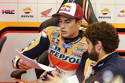 """Marquez: """"Abbiamo sbagliato modifiche alla moto prima delle Qualifiche!"""""""