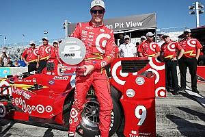 IndyCar Reporte de calificación Dixon se queda con la pole en Glen