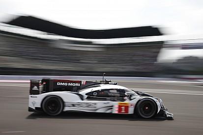 Porsche sufrió en los últimos minutos para tomar la victoria