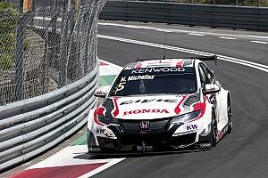 WTCC Отчет о гонке Гонщики Honda заняли все места на подиуме в Мотеги