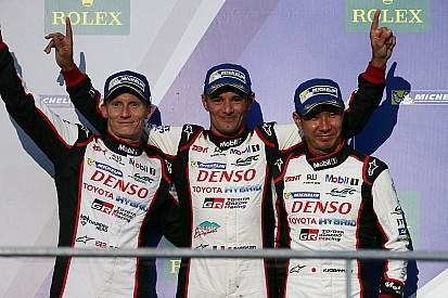 WECメキシコ6時間決勝:トヨタ6号車が3位表彰台を獲得。5号車はトラブルでリタイア